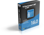 TX Text Control .NET for WPF