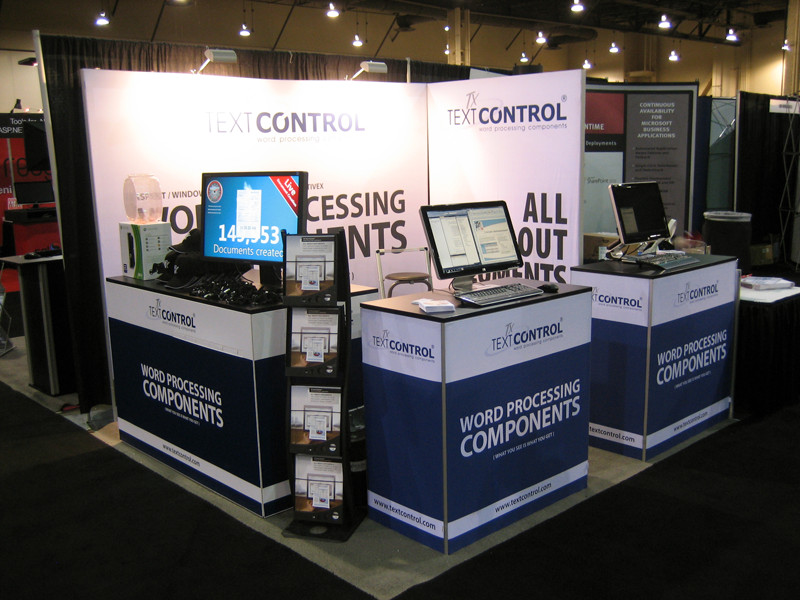 TX Text Control at DevConnections 2010