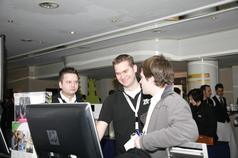 TX Text Control at BASTA! Spring 2011