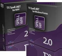 TX Spell .NET box shot