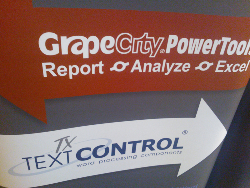 TX Text Control at GOTO Conference