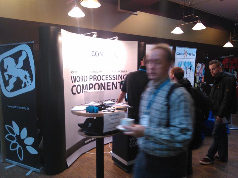 TX Text Control @ NRW Conf 2012