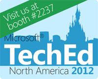 Text Control @ TechEd North America 2012, Orlando