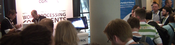 Visit Text Control at dotnet Cologne 2013