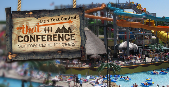 Meet Text Control at That Conference