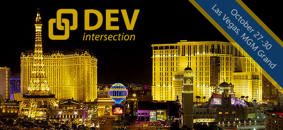 DevIntersection: Come to Vegas and see TX Text Control X10