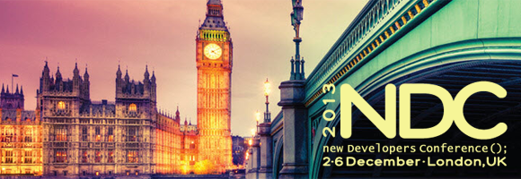 See us at NDC London