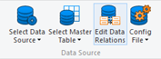 Using Report Data Source Configuration files