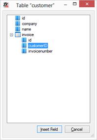 Use XML schemas in TX Text Control Words