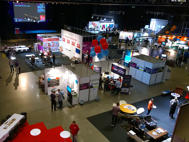 Impressions from NDC Oslo 2014