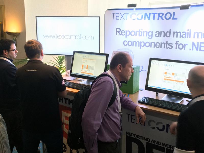 Text Control at BASTA! Spring 2015