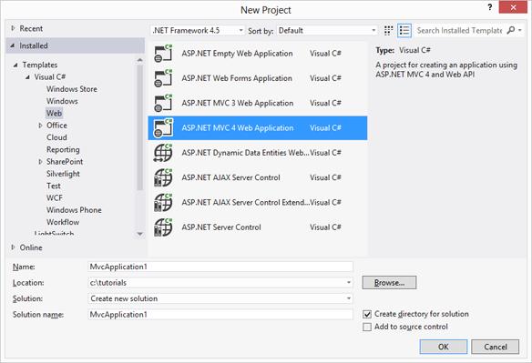 TX Text Control ASP.NET in MVC