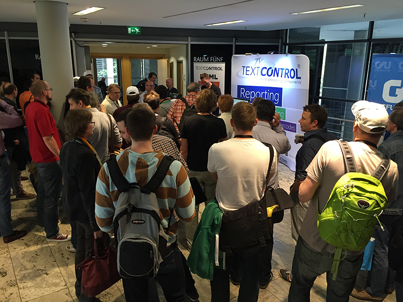 Text Control at dotnet Cologne 2015