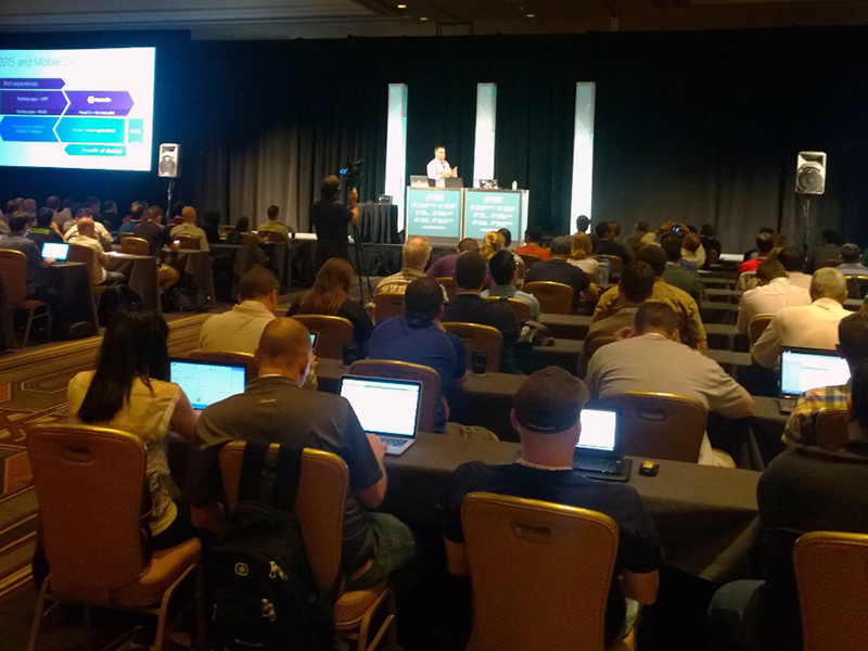 Text Control at DevIntersection 2015