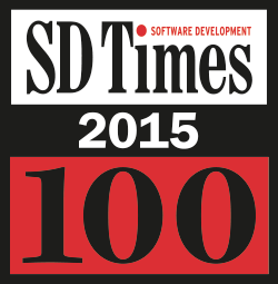 Text Control named a leader in the SD Times 100 awards 2015