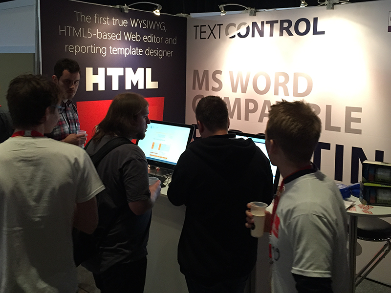 Text Control at NDC Oslo 2015