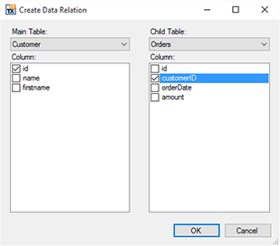 Create database excerpt files from SQL databases