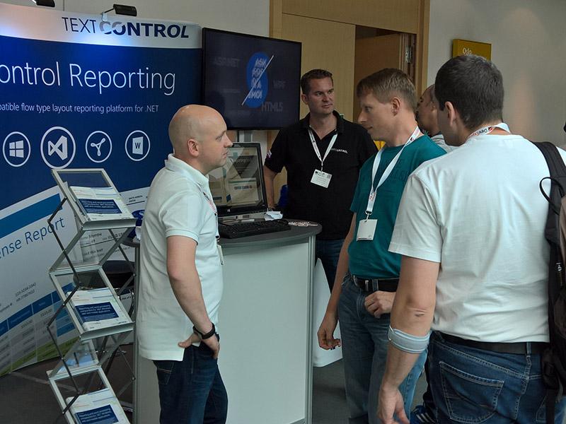Text Control at Developer Week (DWX) 2016