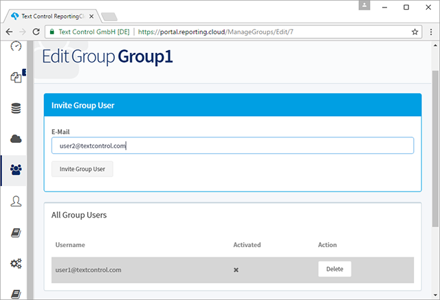 Introducing Groups for ReportingCloud Extreme users
