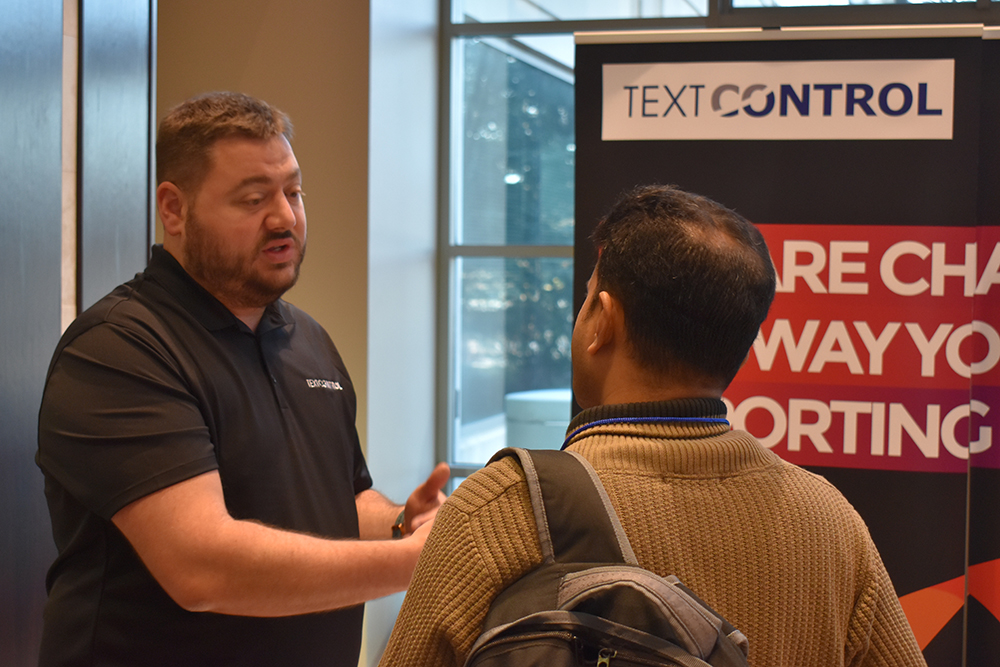 Text Control at Philly Code Camp 2018