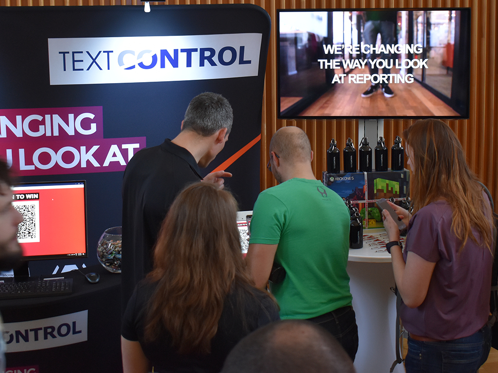 Text Control at Developer Days Magdeburg 2018