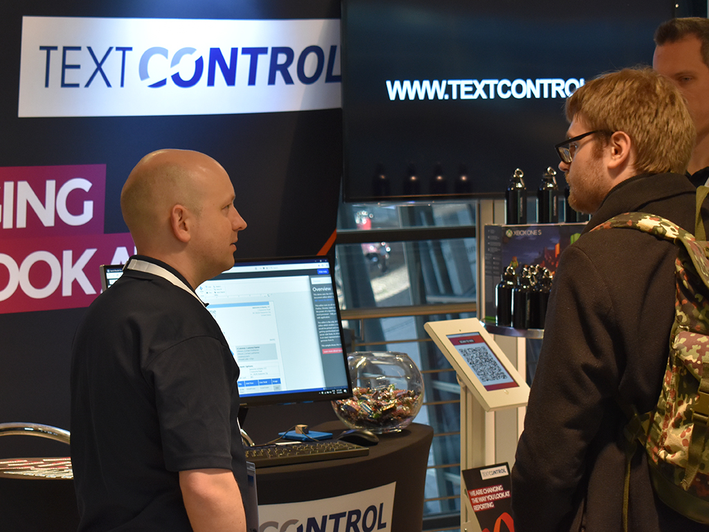 Text Control at dotnet Cologne 2018