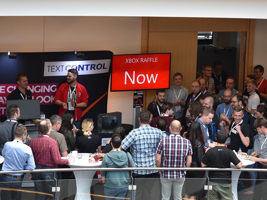 Text Control at DWX Developer Week 2018