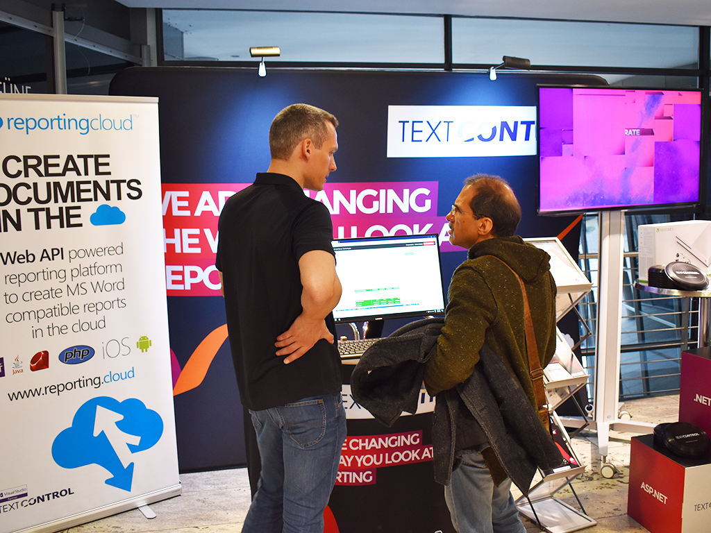 Text Control at dotnet Cologne 2019