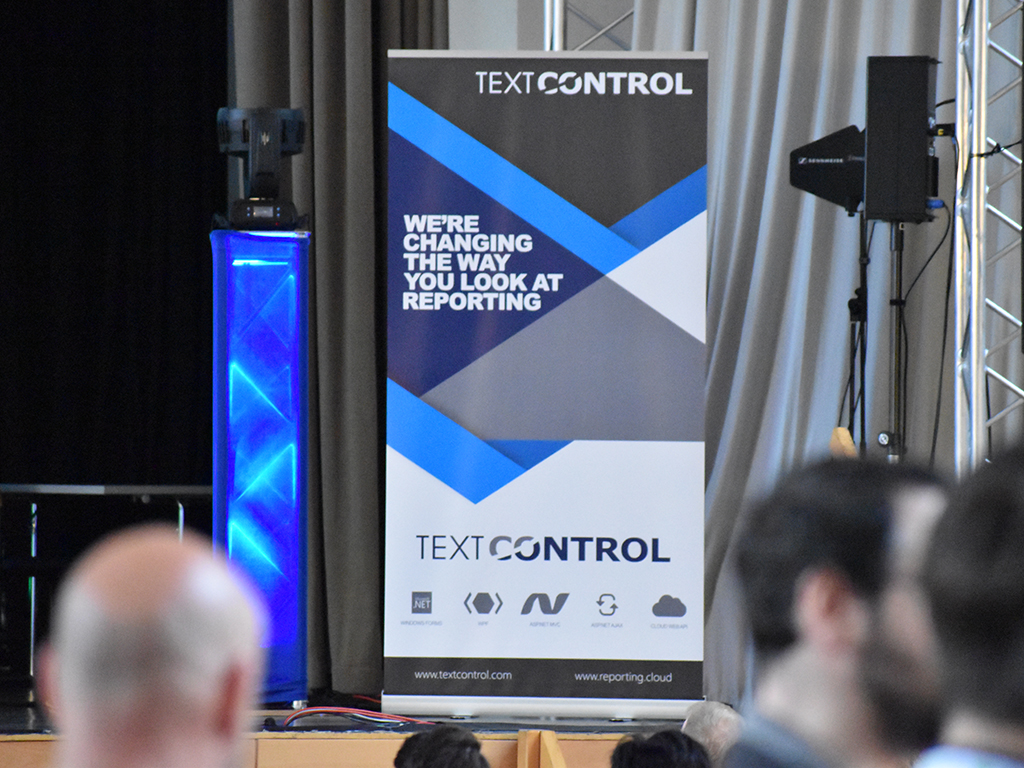 Text Control at Developer Days Magdeburg 2019