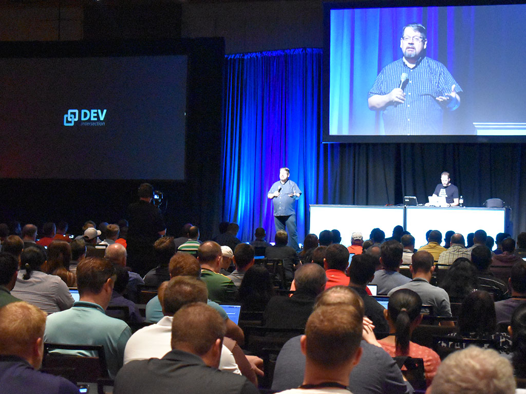 Text Control at DEVintersection 2019