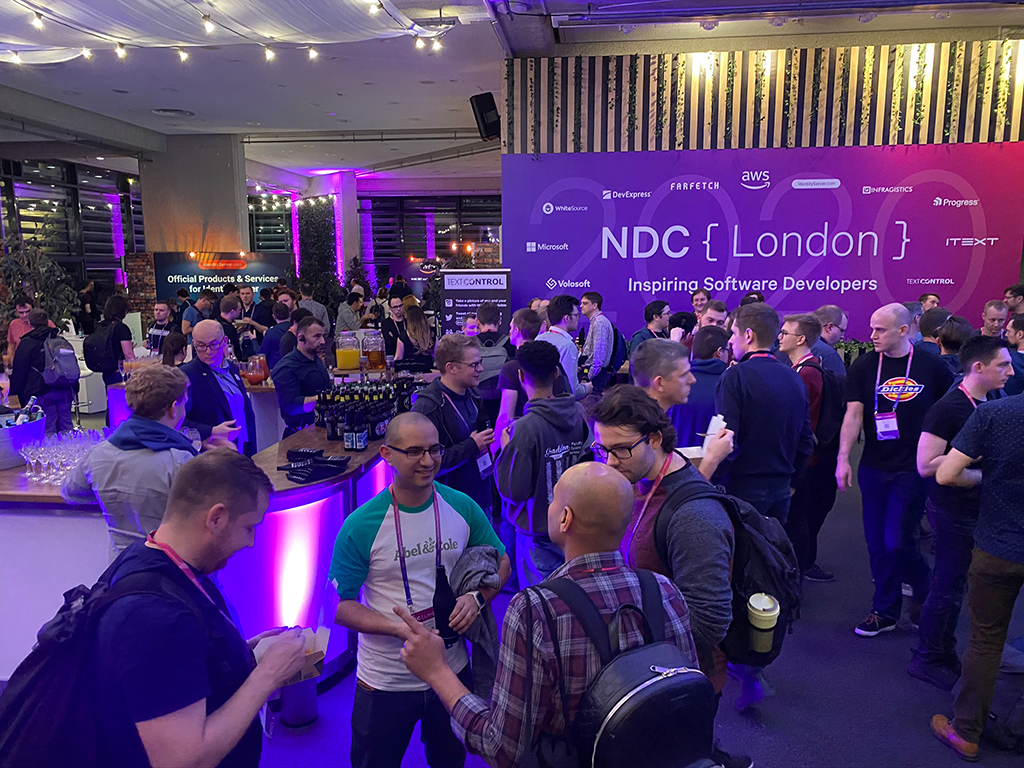 Text Control at NDC London 2020