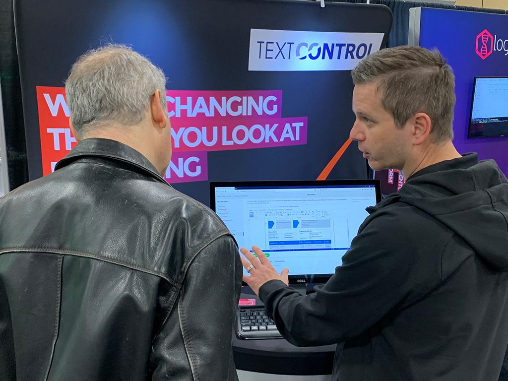 Text Control at Developer Week 2020