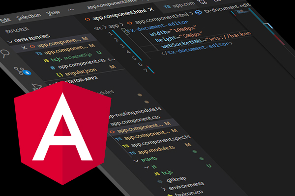 TX Text Control for Angular: An Overview