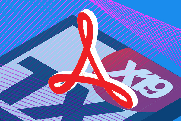 X19 Sneak Peek: Embedded Files in Adobe PDF Documents