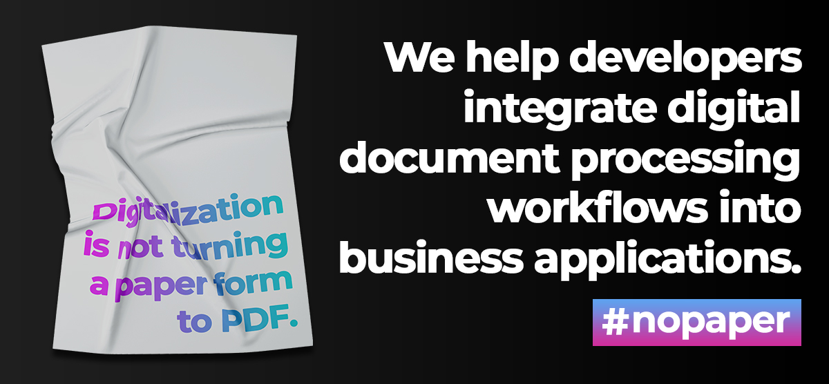 Integrate Digital Document Processing Workflows