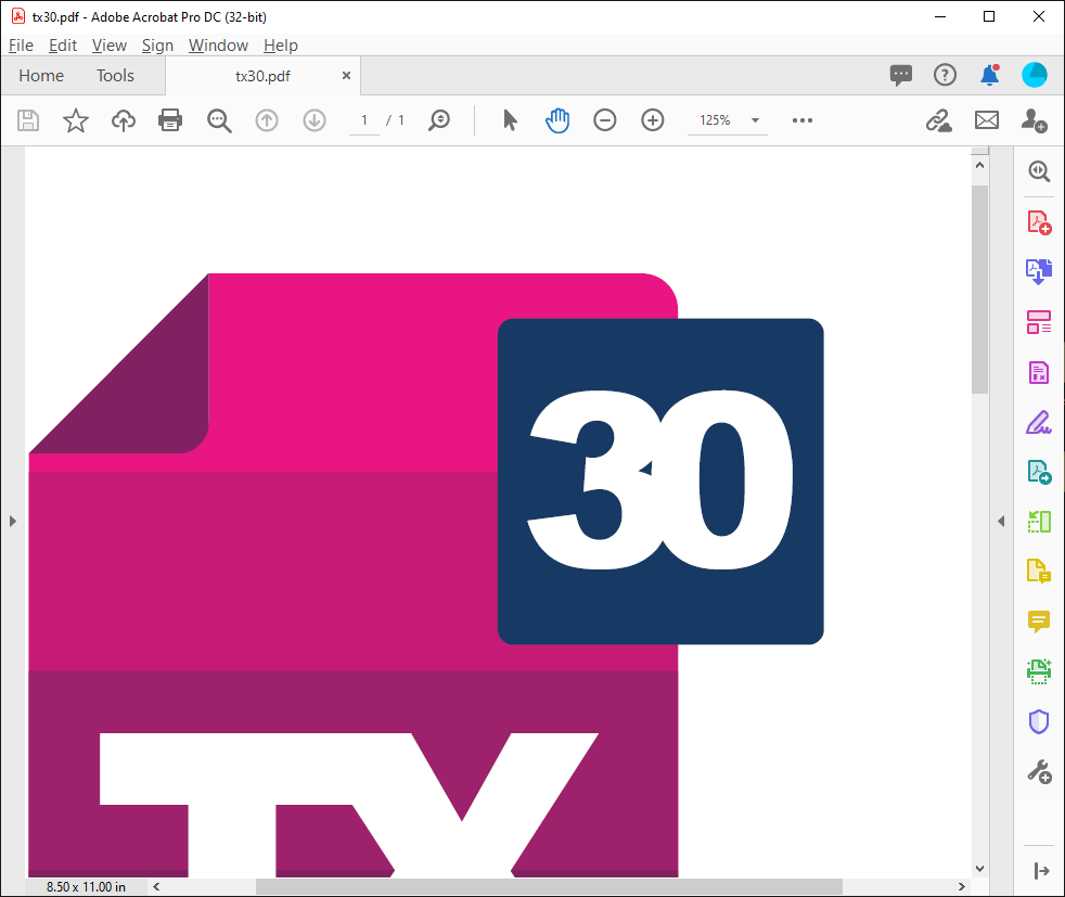 Inserting SVG images into TX Text Control