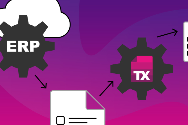 Application Integration: PDF/A-3 E-Invoicing from ERP Data (SAP)