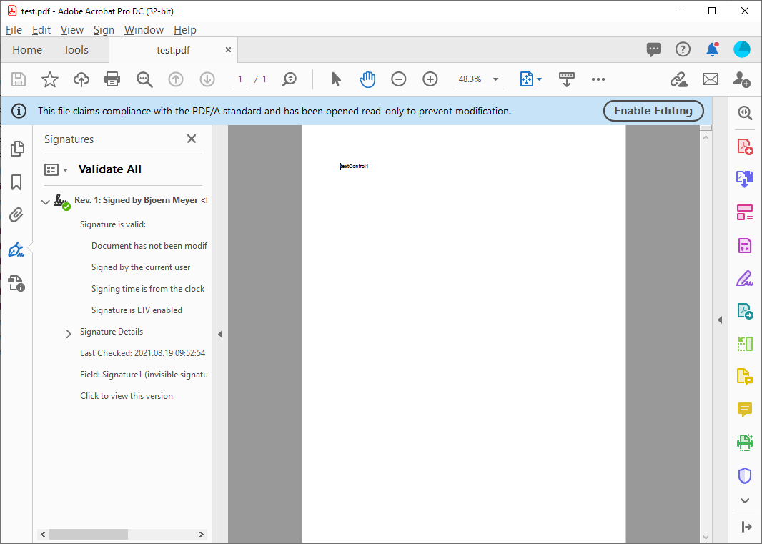 PDF Acrobat Reader