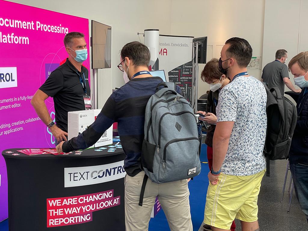 Text Control at BASTA! 2021